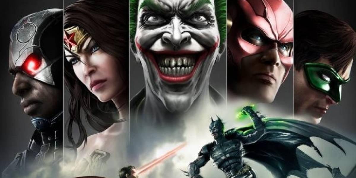 Revelan nuevos personajes de Injustice: Gods Among Us