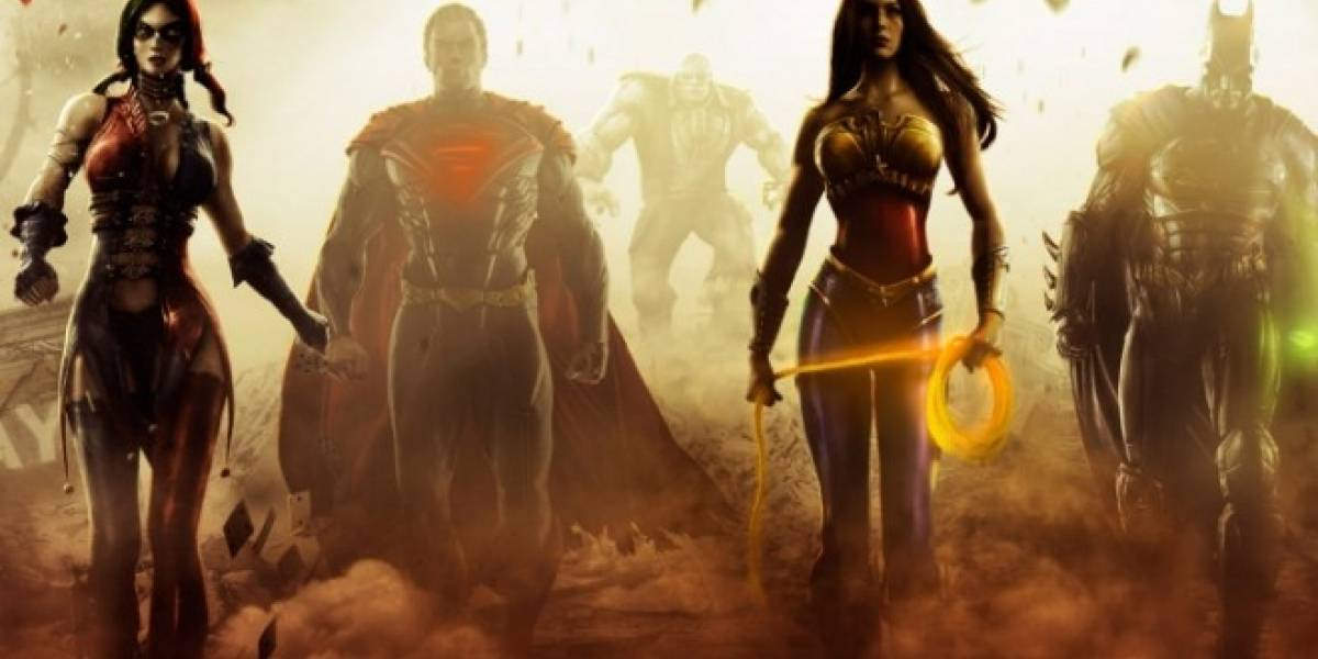 Se estrena video detrás de cámaras de Injustice: Gods Among Us