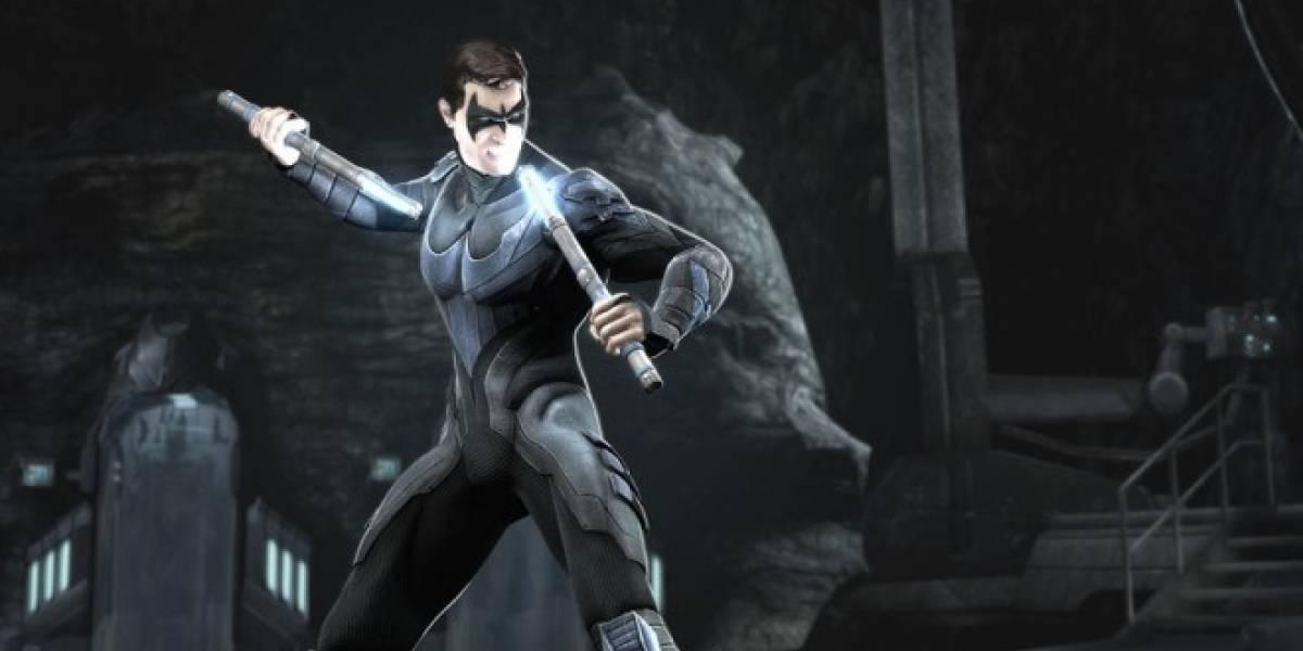 Netherrealm quiere volver a sorprender con el modo de historia en Injustice: Gods Among Us
