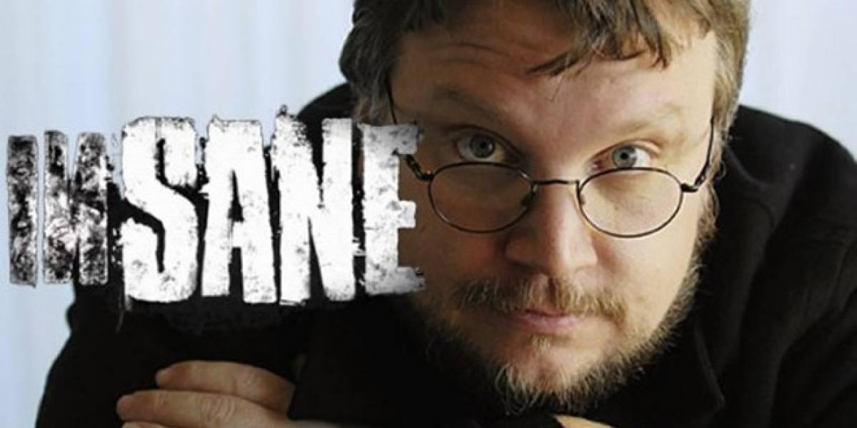 NYCC 12: Guillermo del Toro no piensa abandonar a InSane