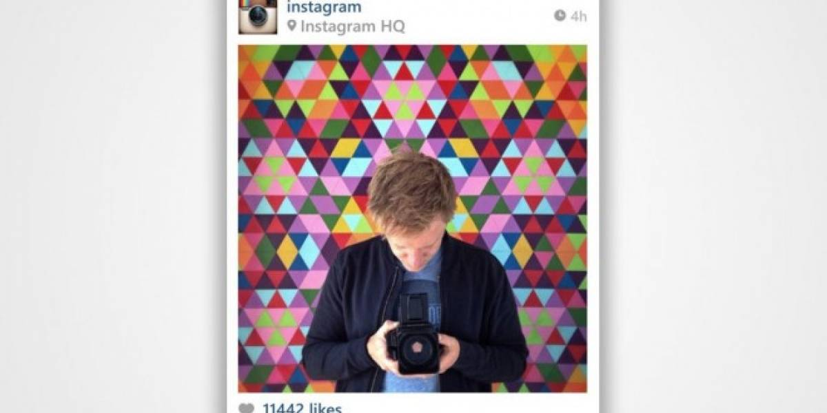 CEO de Instagram aseguró que la app llegará a BlackBerry y Windows Phone antes que a Glass