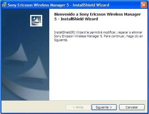 wireless manager 5 sony ericsson md300