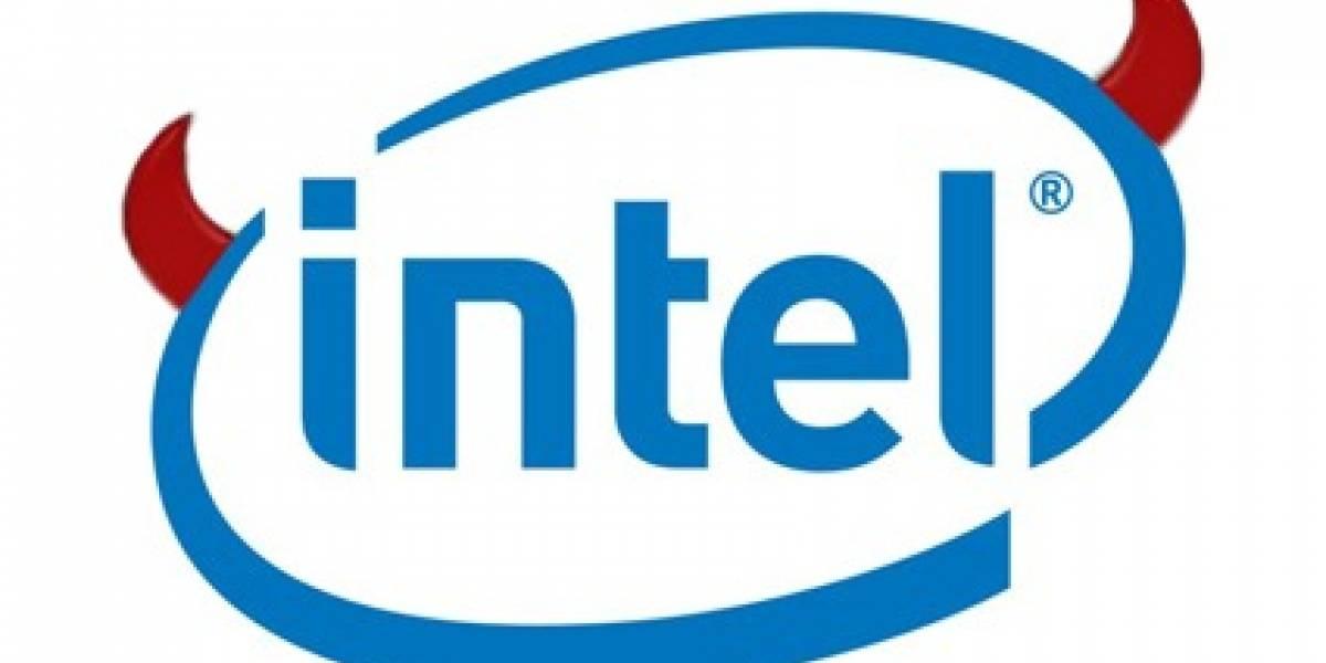 Intel fue demandada por monopolio en EE.UU.