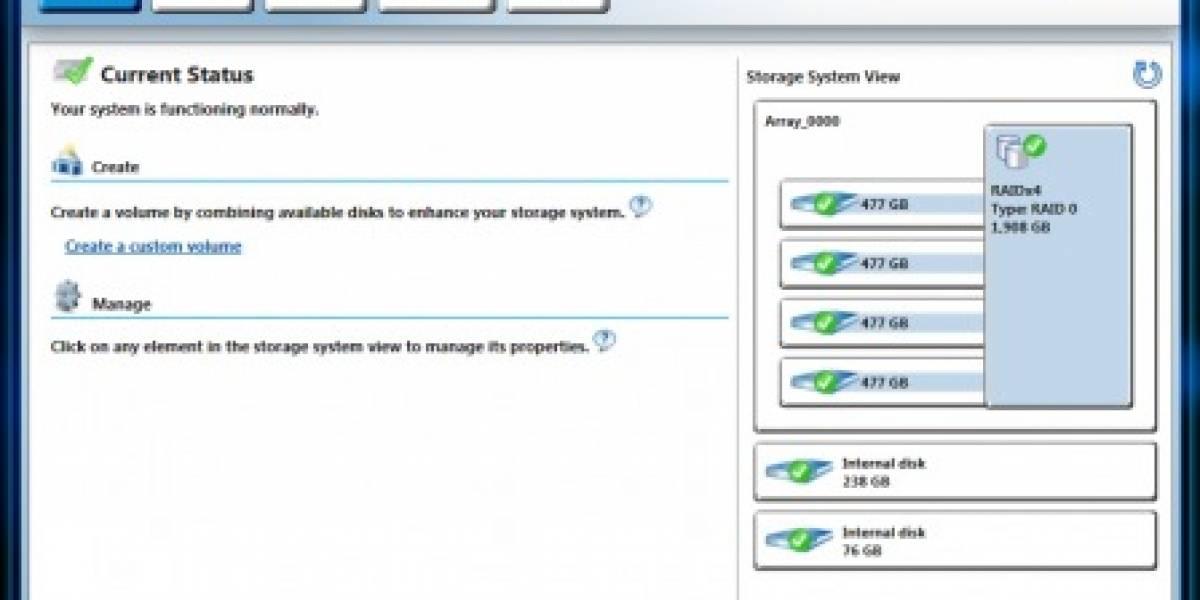 Intel lanza driver Raid compatible con TRIM