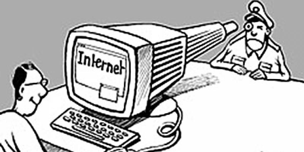 EEUU va a patrullar Internet