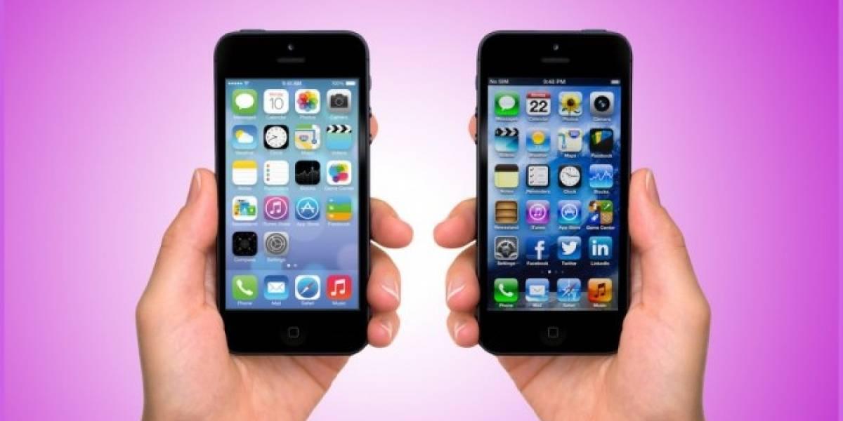 ¿Debería cambiar Apple los iconos de iOS 7? [W Pregunta]