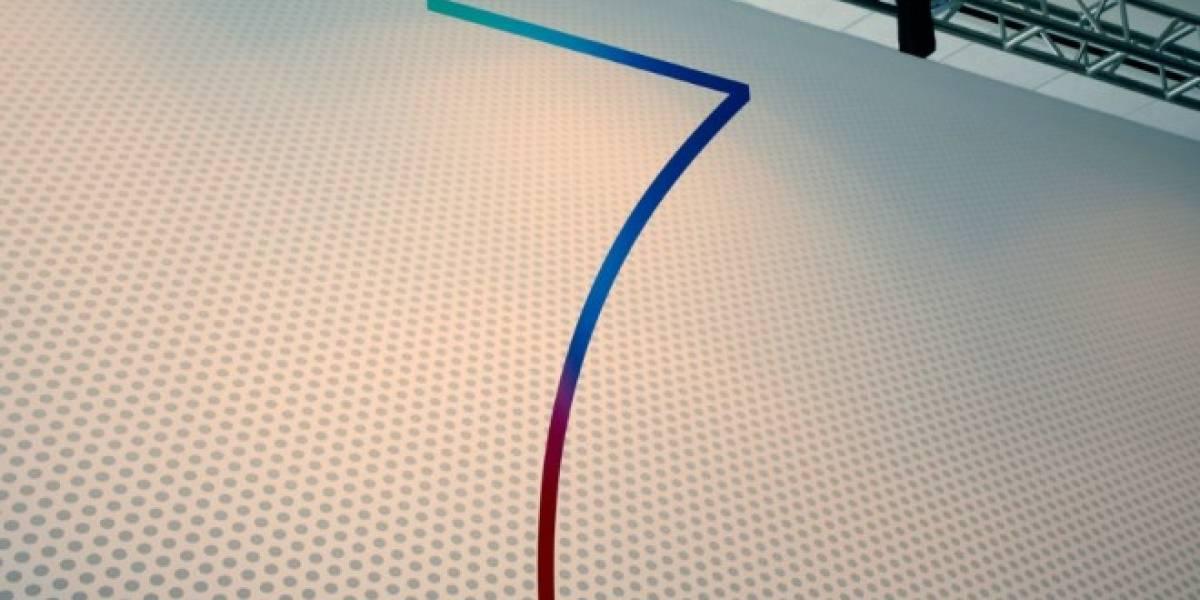 iOS 7 Beta 6 ya está disponible para desarrolladores