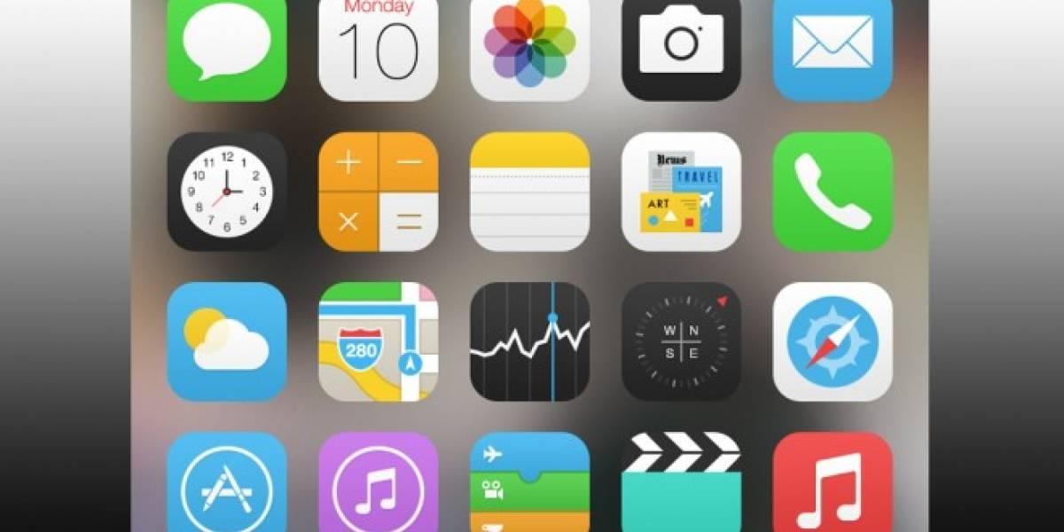 iOS 7 causa mareos y náuseas a algunos usuarios