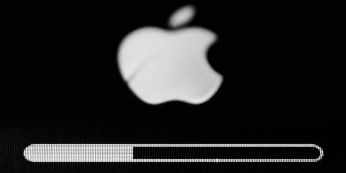 Apple está apurando iOS 6.1.2 para reparar la falla en la pantalla de bloqueo