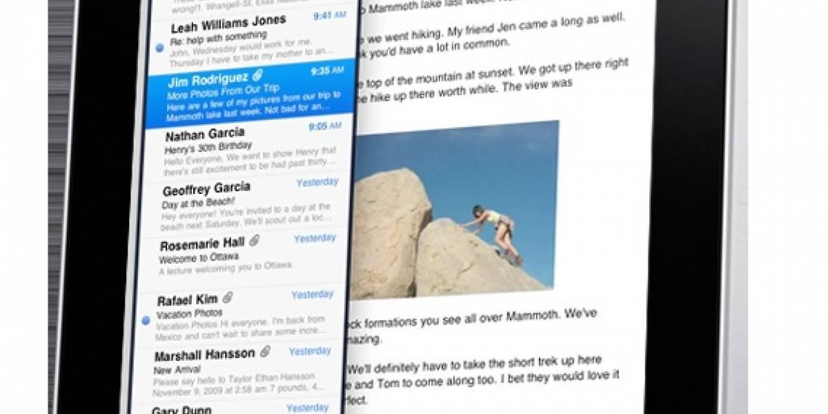 Futurología: El iPad podría venir con webcam después de todo