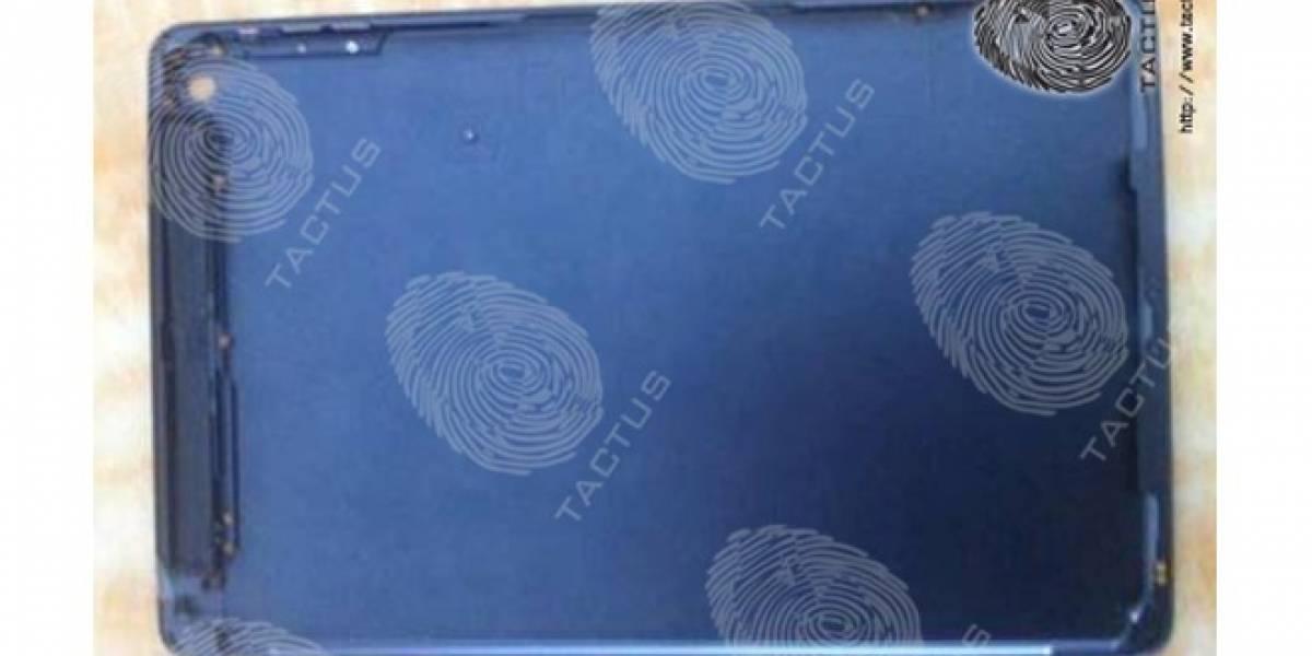 Filtran supuesta imagen de la parte trasera del iPad 5