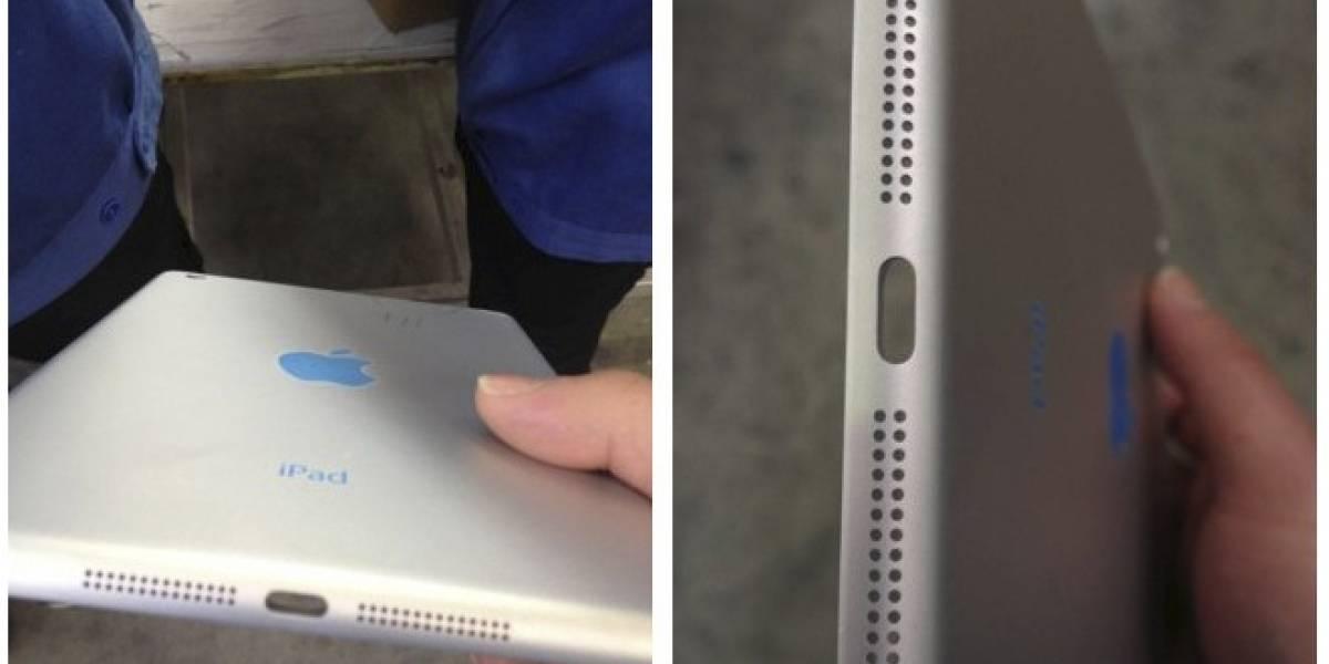 Posibles fotografías del iPad Mini 2 muestran interesantes colores