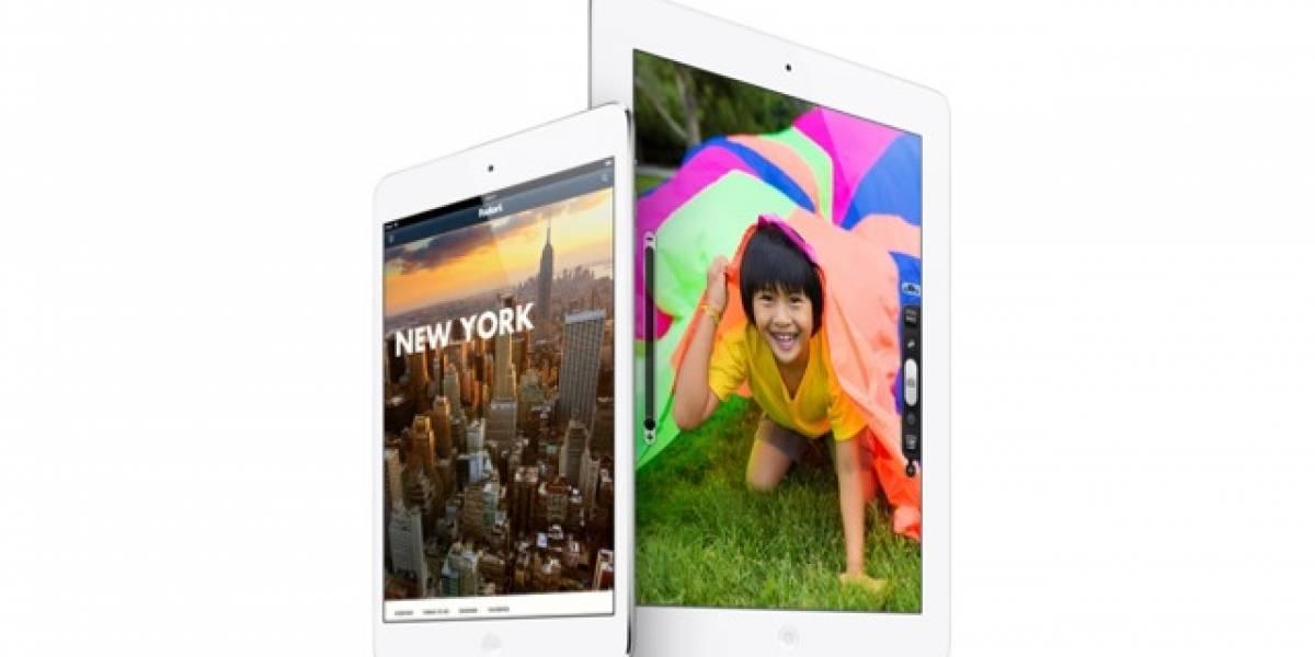 Apple recorta los precios de sus iPads refurbished actuales