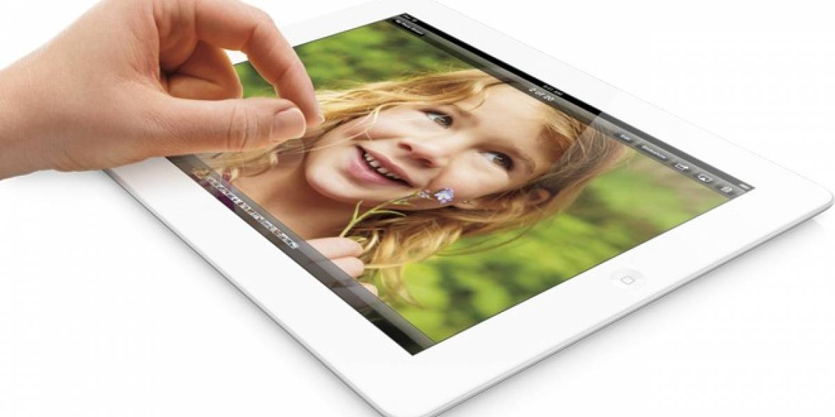 Apple podría estar preparando un iPad de 128 GB