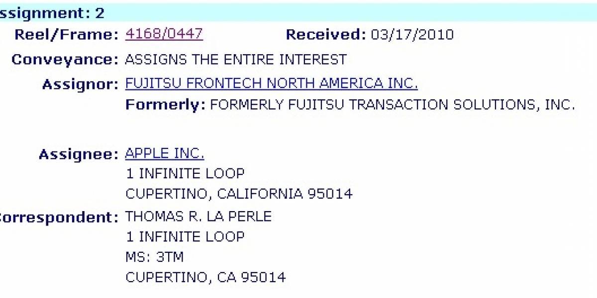 Apple le compra la marca iPad a Fujitsu
