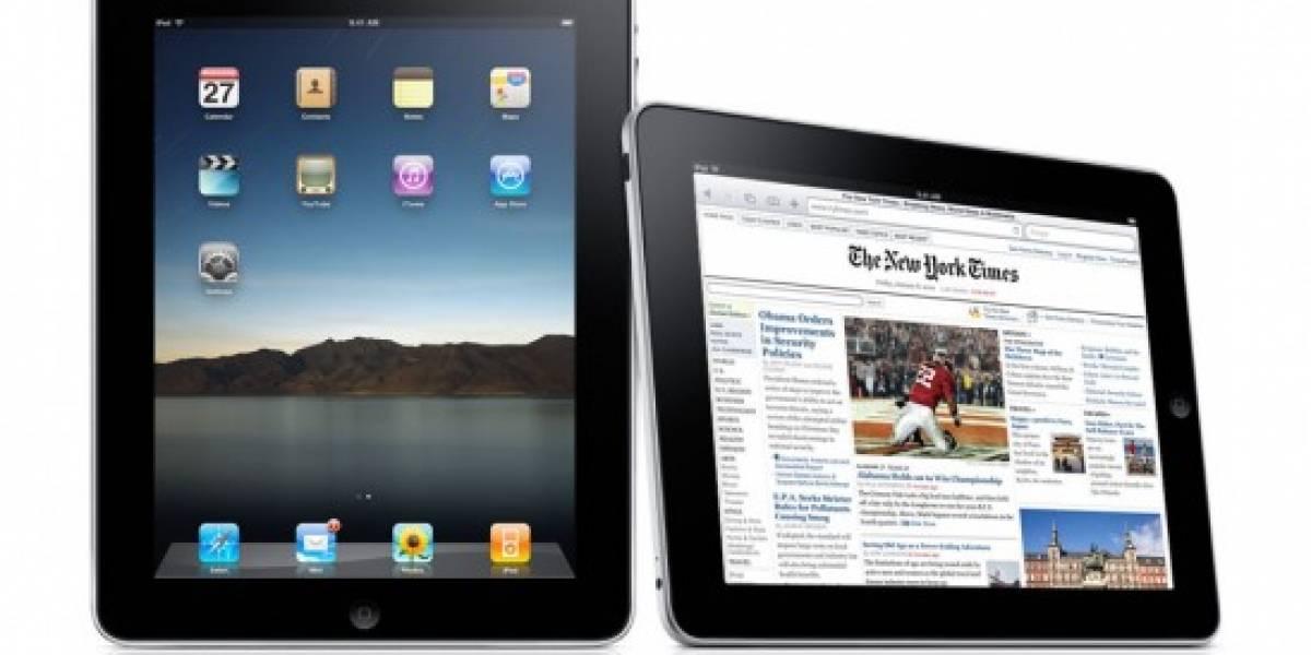 iPad para el Mundo el 24 de Abril
