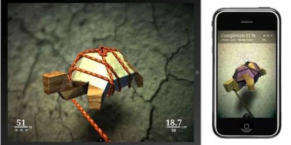 El primer juego diseñado para el iPad