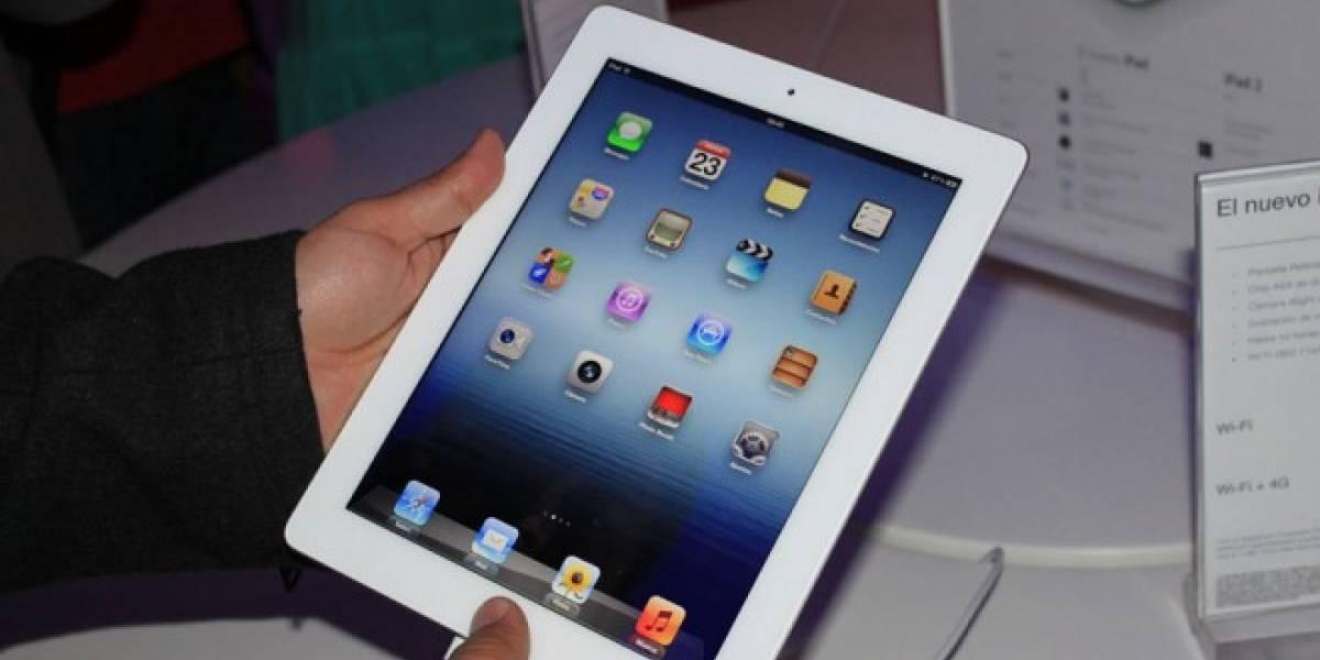 El iPad 3 fue el dispositivo móvil más buscado este año en Google