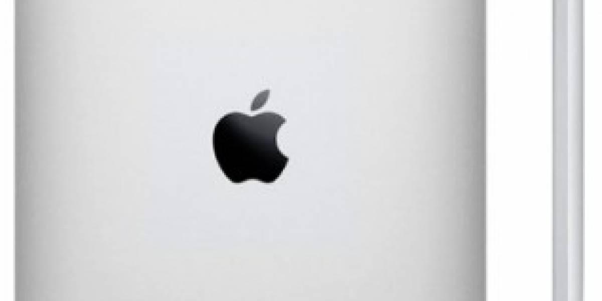iPad nuevo por USD$99 si se muere la batería
