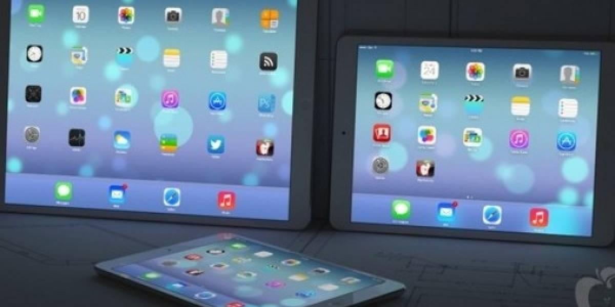Rumores afirman que el iPad de 12,9 pulgadas podría aparecer a finales de 2014