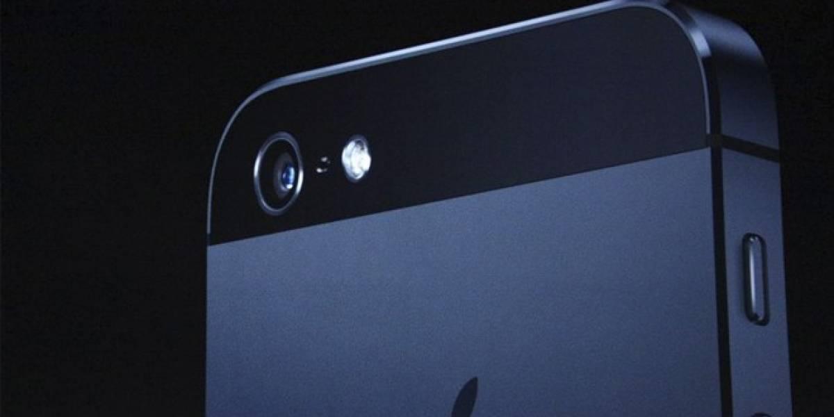 Apple anuncia el iPhone 5