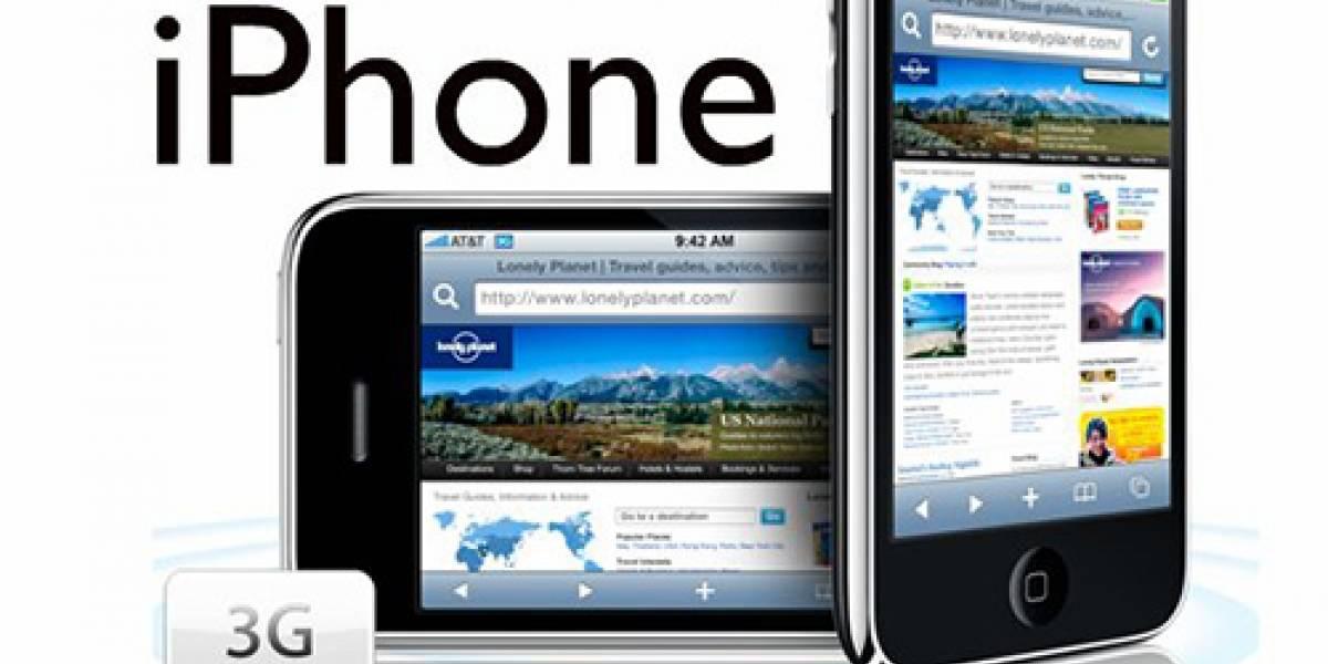 Impresentable: iPhone 3G en China no tendría Wi-Fi ni 3G
