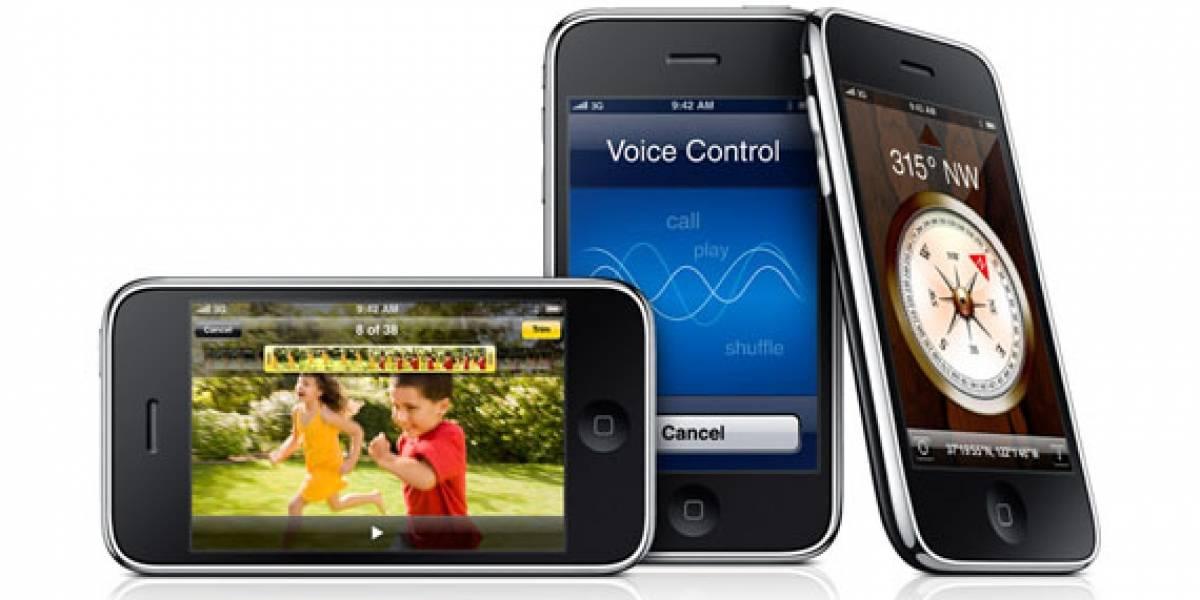 Todo lo que necesitas saber del iPhone 3G S [WWDC09]