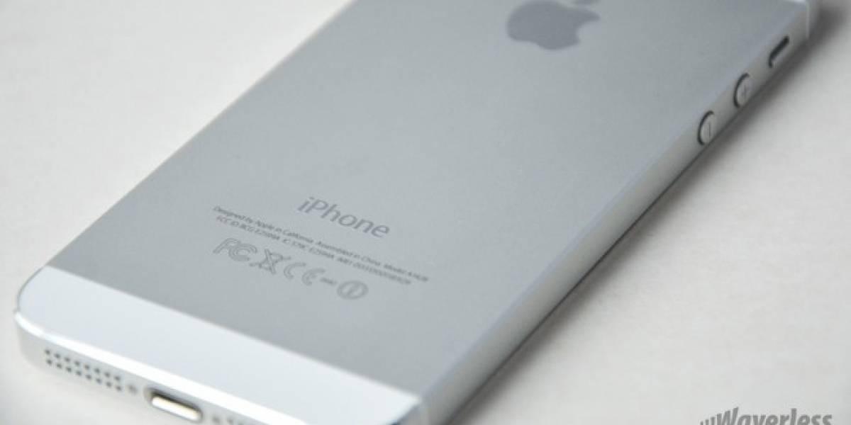 Apple reduce pedidos de pantallas LCD y otros componentes del iPhone 5 por baja demanda