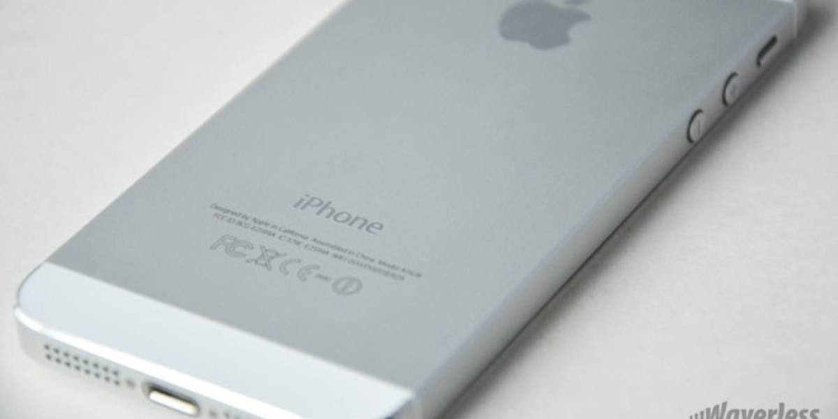 Chile: El iPhone 5 costará $399.990 en prepago