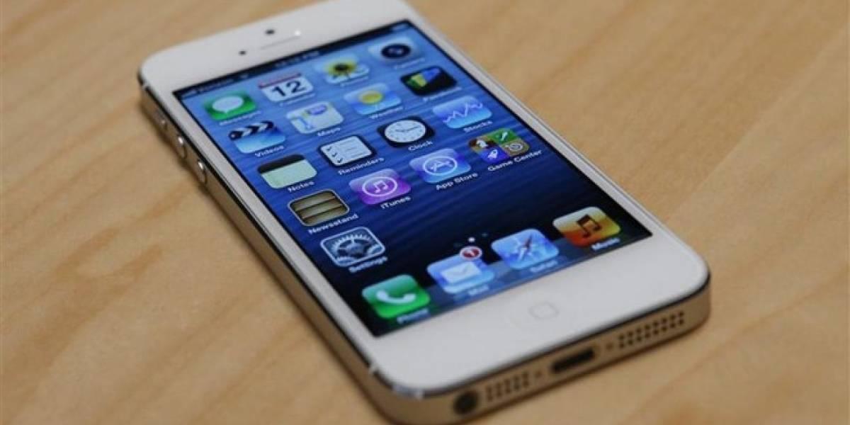 Apple descontinuó el iPhone 5, será reemplazado por el 5C