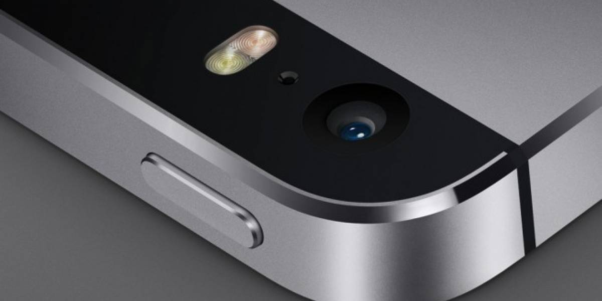 La cámara del iPhone 5S