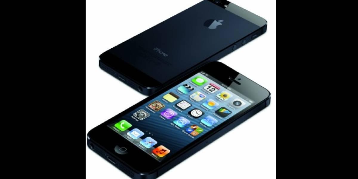 Chile: El iPhone 5 aterrizó en Chile este viernes [Actualizado]