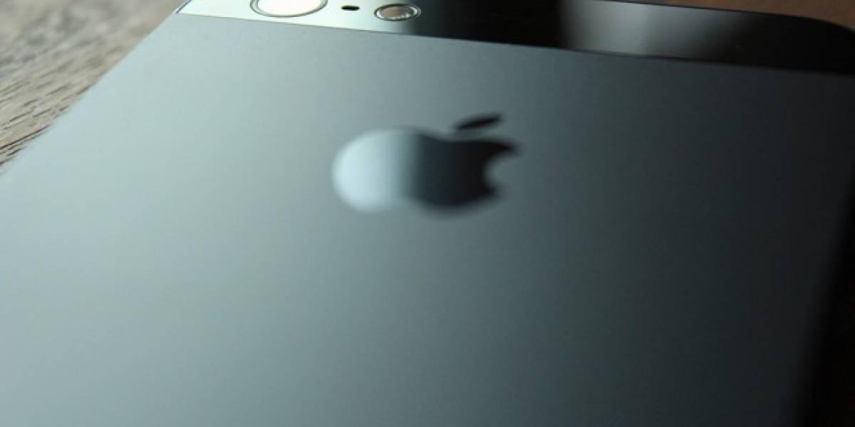 Supuestas fotos del iPhone 5S dan pistas de los planes de Apple