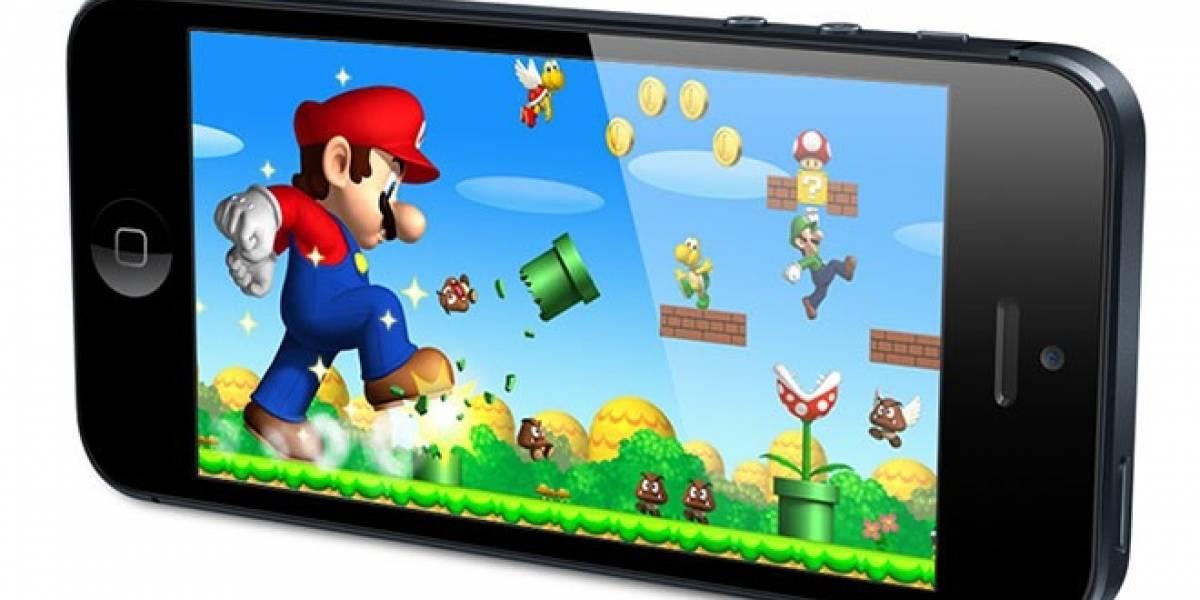 Nintendo le hace el quite a sus juegos en teléfonos móviles