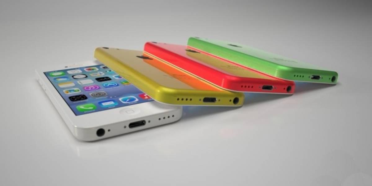 Surgen más fotografías del supuesto iPhone de bajo costo