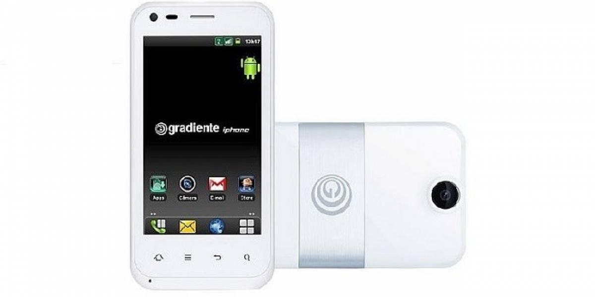 Empresa brasileña lanza su propio IPHONE, y Apple no puede hacer nada al respecto