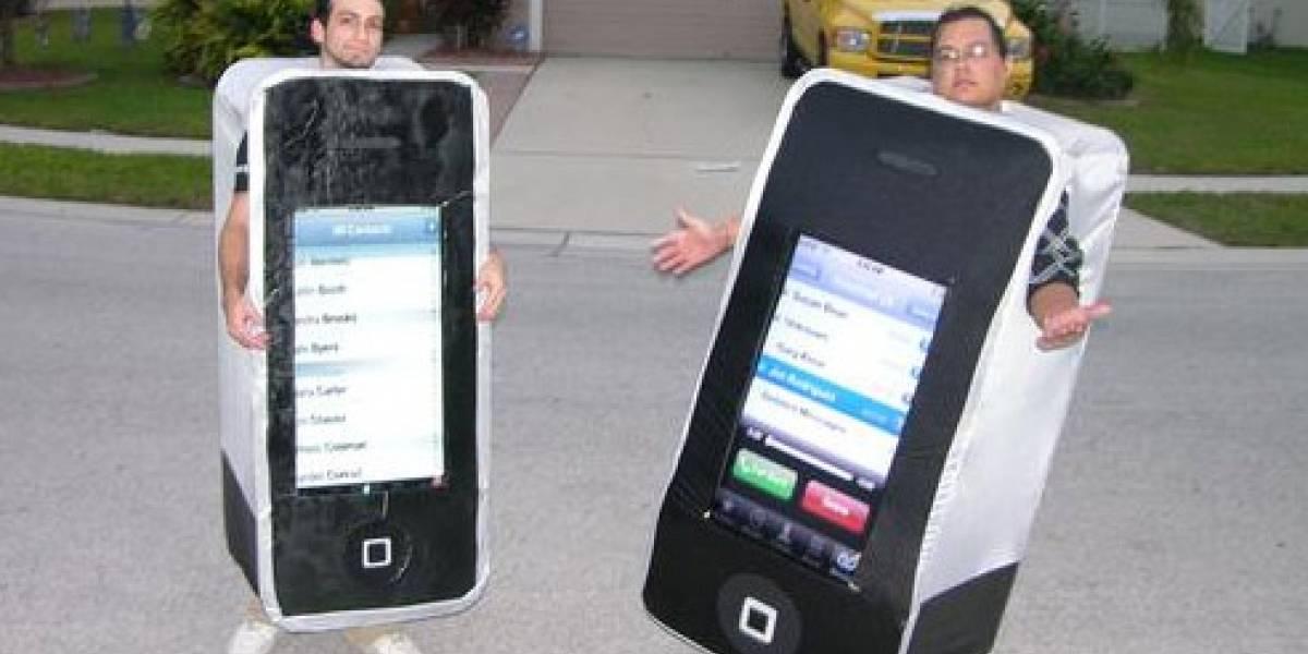 Según encuesta, usuarios de iPhone son adictos