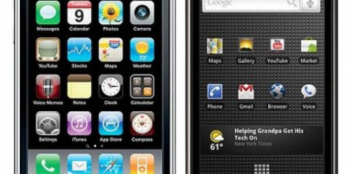 Rendimiento 3D es mejor en iPhone 3GS que en Nexus One