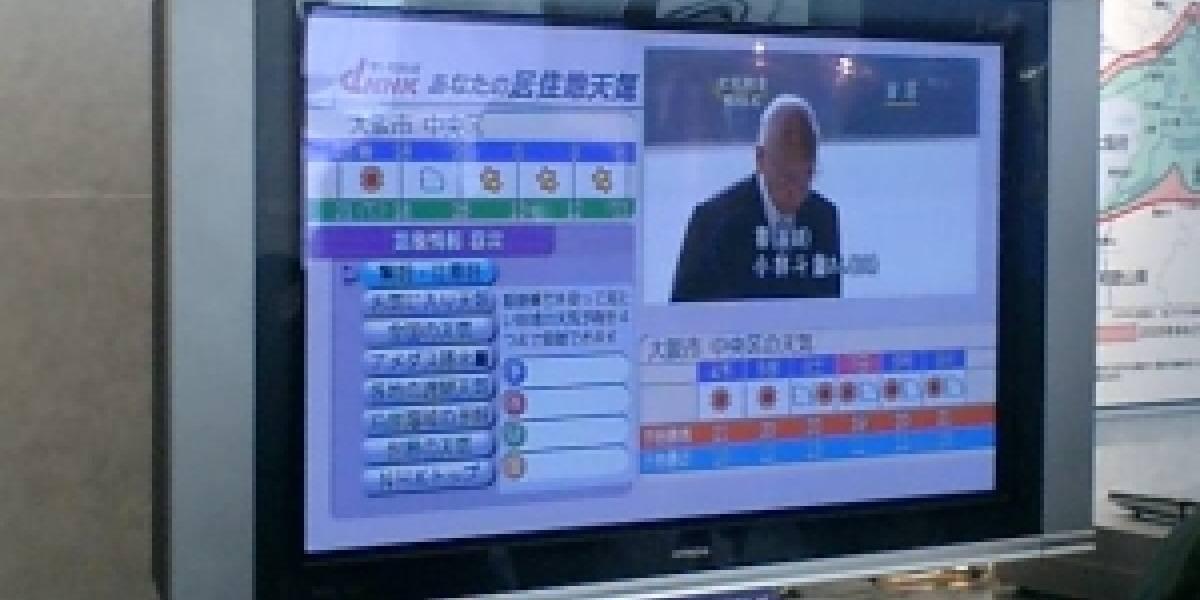 Argentina: Adoptan norma japonesa-brasileña para televisión digital