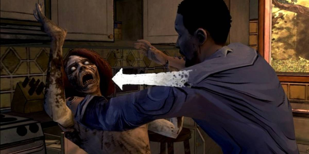 Walking Dead: The Game ya tiene fecha para iPhone y iPad