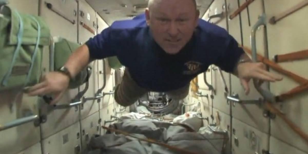Video: recorrido por la Estación Espacial Internacional en HD