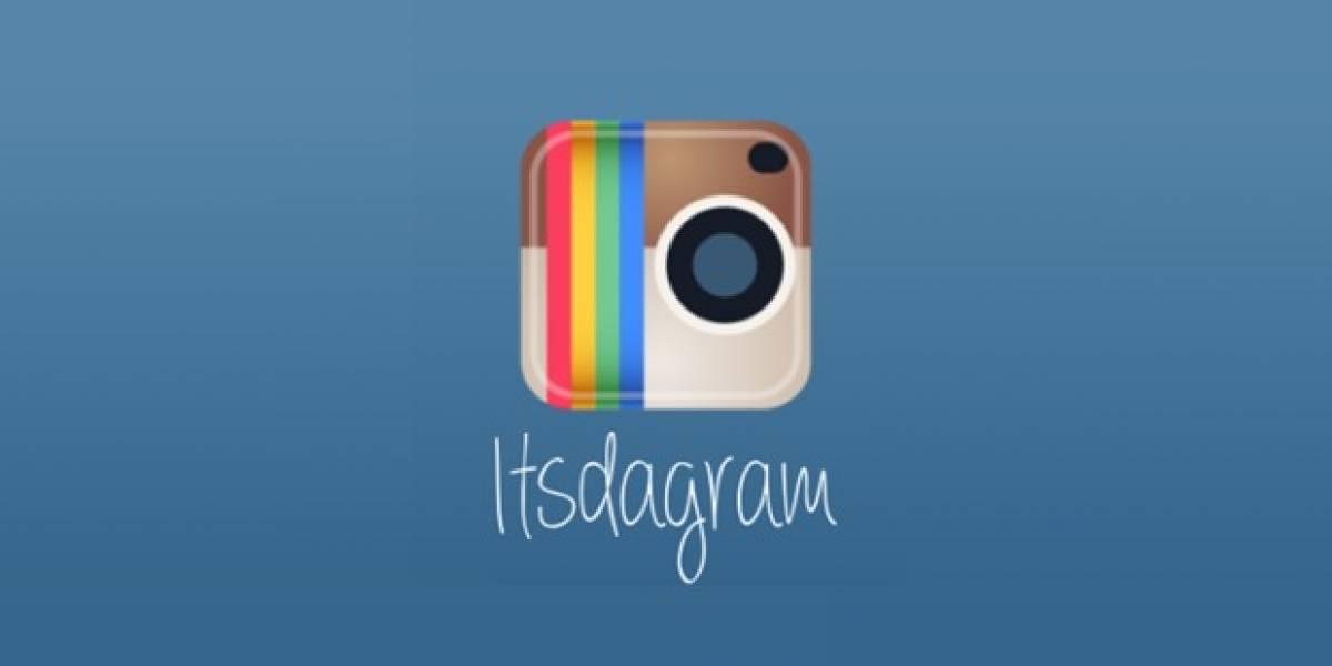 Itsdagram, sucedáneo de Instagram para Windows Phone 8, fue rebautizado a Instance