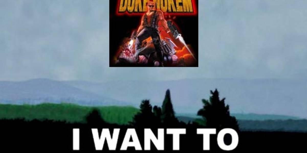 Duke Nukem Forever EXISTE, Shacknews confirma que no es una alucinación