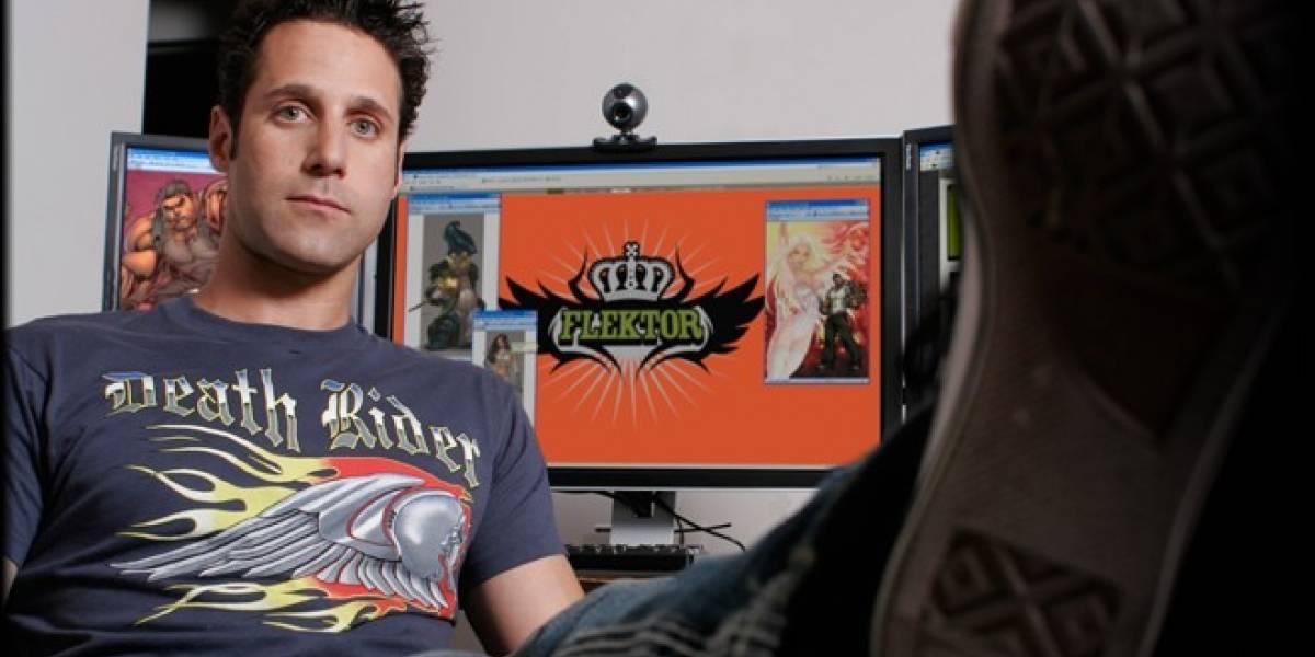 Cofundador de Naughty Dog es nombrado presidente de THQ