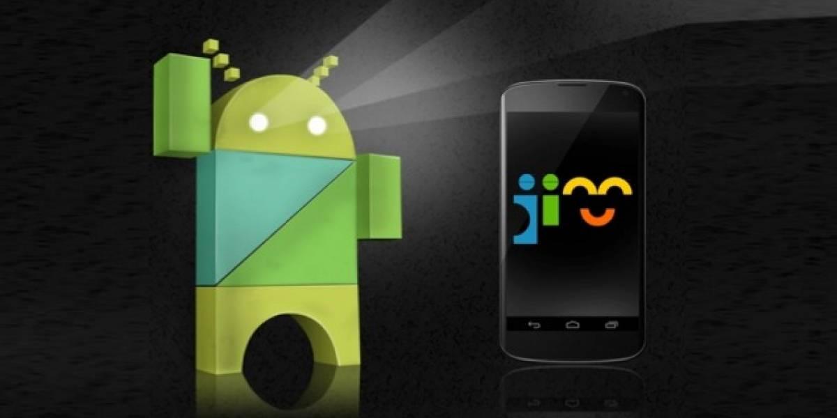 Con Jimu puedes crear apps para Android sin saber de programación