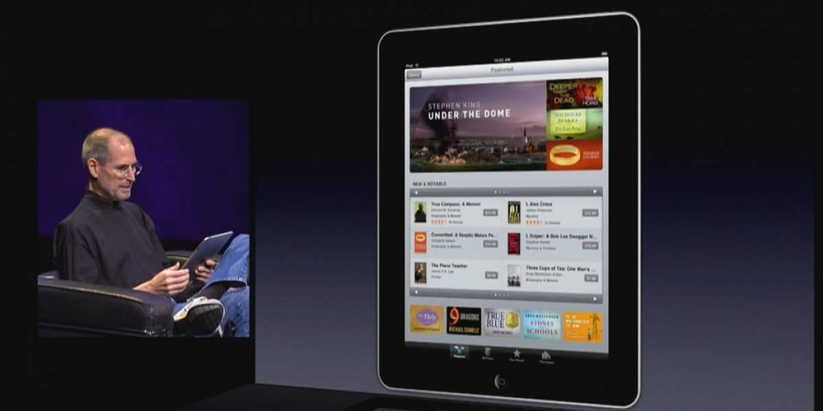 Colección de e-mails de Steve Jobs previo al lanzamiento del iPad