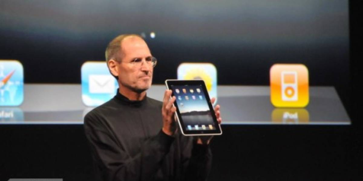 Oficial: El Tablet de Apple es iPad