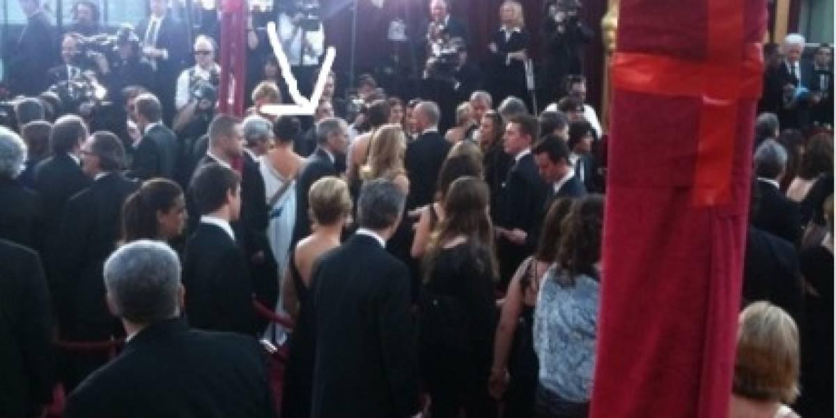 El iPad y Steve Jobs en la ceremonia de los Oscar