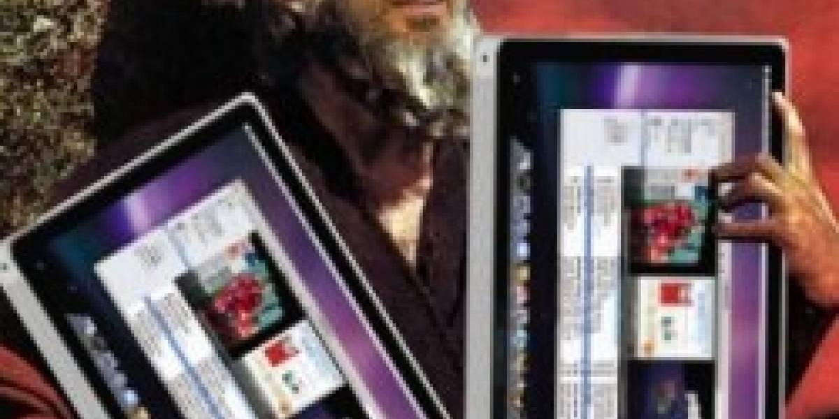 Steve Jobs le tiene fe a su tablet