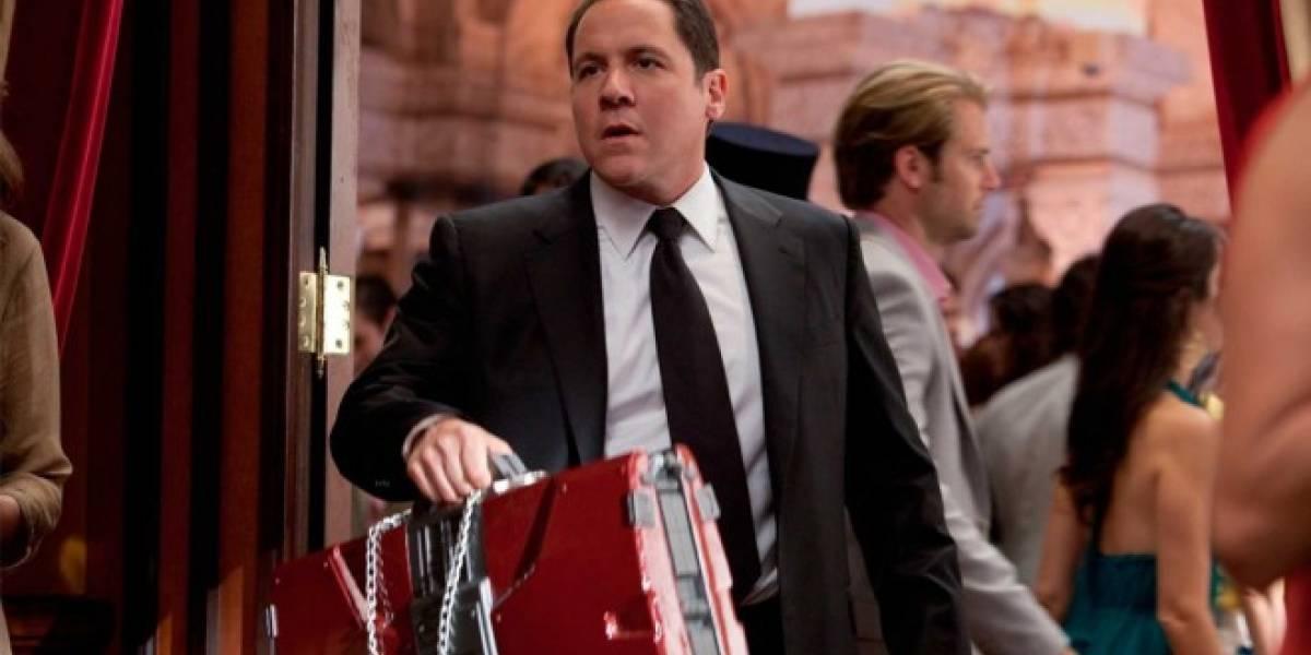 Próxima película de Jon Favreau será editada en un iPad
